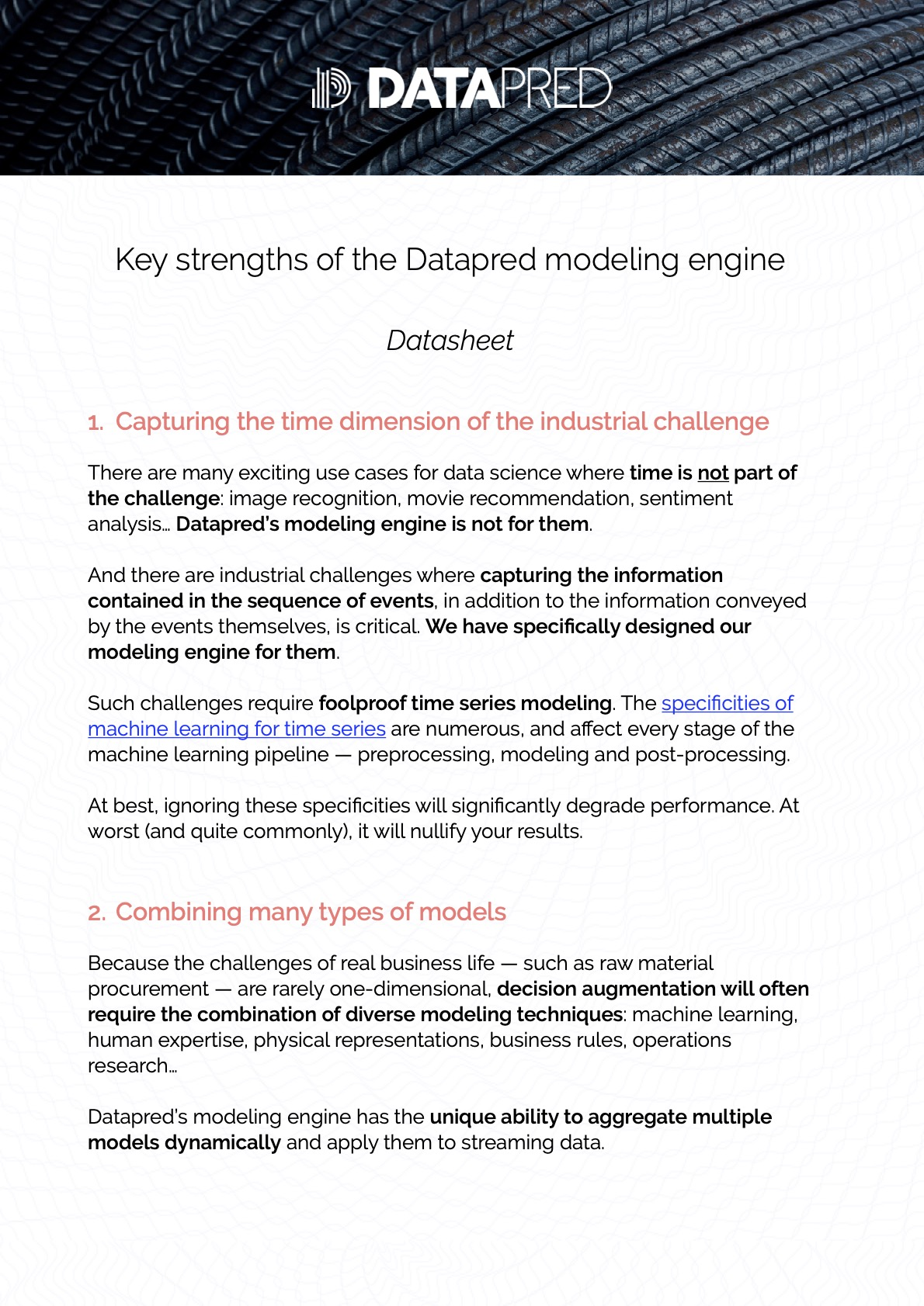 Modeling engine strengths