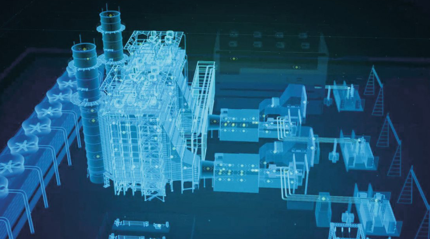 Digital twin for factory